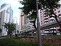 HK 城巴619線 CityBus view North Point King's Road WSD Hong Kong Regional Building January 2019 SSG.jpg