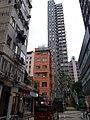 HK 灣仔 Wan Chai 進教圍 St. Francis Yard near 光明街 Kwong Ming Street March 2020 SS2 05.jpg