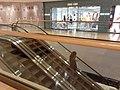 HK AM 金鐘 Admiralty 太古廣場 Pacific Place mall shop Miu Miu clothing n escalators May 2020 SS2 02.jpg