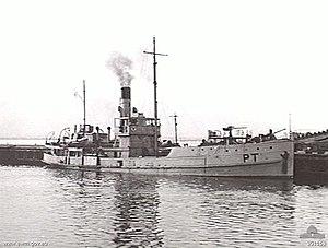 HMAS Paterson - Image: HMAS Paterson