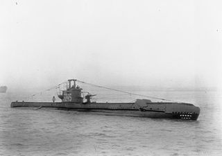 HMS <i>Spirit</i> submarine