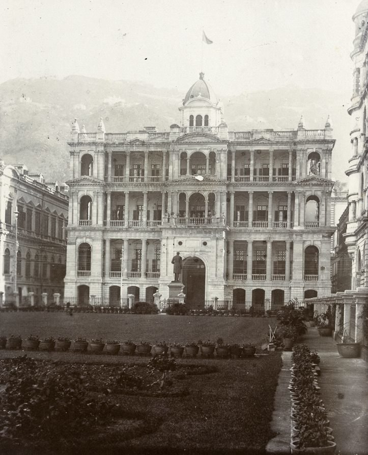 HSBC HQ 1901