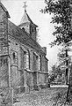 HUA-107548-Gezicht op de kerk van Blauwkapel gemeente Utrecht het schip en de toren gezien uit het noordoosten.jpg