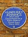 HUMPHREY JENNINGS 1907-1950 Documentary Film Maker lived here 1944-1950.jpg