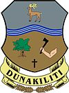Huy hiệu của Dunakiliti
