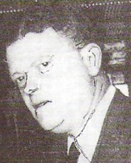 Harold Warris Thompson physical chemist, football administrator