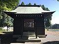 Haiden of Shimono Sugawara Shrine.jpg