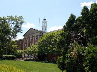 Washington Adventist University - Halcyon Hall