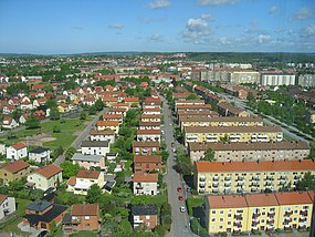 Halmstad, Sweden, view from Tradecenter.jpg