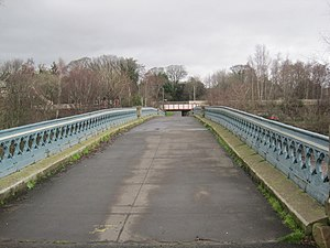 Blue Bridge, Haltwhistle - Blue Bridge, Haltwhistle