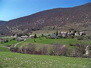 La Rochegiron Commune in Provence-Alpes-Côte dAzur, France