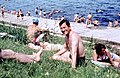Hammond Collection Moscow Unlabeled 41. Hammond sunbathing.jpg