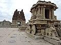 Hampi Ruins-Bellary-Karnataka-Stone Chariot.jpg
