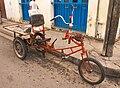 Hand-made Bike in the Matanzas City.jpg