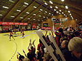 Handball match in Hollin a Halsi in Tórshavn 2012, The Final in the Faroese Handball Cup.JPG