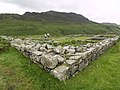Hardknott Fort Building Wall Base - geograph.org.uk - 510318.jpg