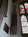 Harlaxton Ss Mary and Peter - interior Chancel niche 01.jpg
