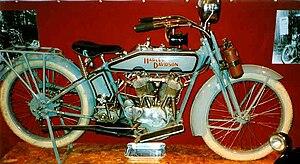 Harley-Davidson 1000 cc HT 1916