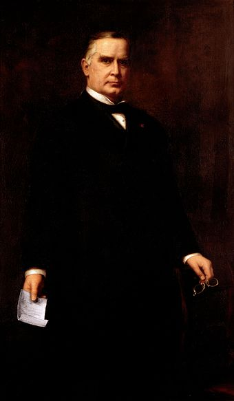 The official Presidential portrait of William McKinley Harriet Anderson Stubbs Murphy - William McKinley - Google Art Project.jpg