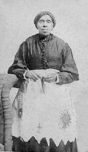 Harriet Powers - Photograph of Harriet Powers (1901)