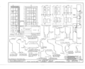 Harvey House, 72-74 McDonald Street, Nanticoke, Luzerne County, PA HABS PA,40-NANTW,1- (sheet 12 of 17).png