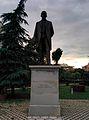 Hasan Prishtina monument in Tirana.jpg