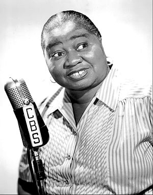 Beulah (radio and TV series) - Image: Hattie Mc Daniel Beulah 1948