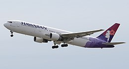 Hawaiian B767-300ER N584HA 2009-02-01.jpg