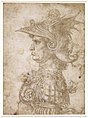 Head of a Warrior - Da Vinci 1.jpg