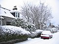 Heavy snow at Summer Place in Dyce - geograph.org.uk - 476981.jpg