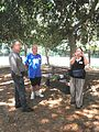 Hebrew Wikipedia (2011) Yarkon Park meeting ap 8.JPG