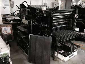 Heidelberger Druckmaschinen - Heidelberg Printing Press