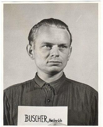 Witness - Image: Heinrich Buscher