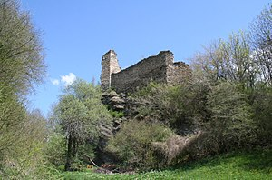 Ruine Heinzenberg