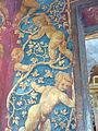 Hellbrunn Schloss - Oktogon Fresken Wand 5.jpg