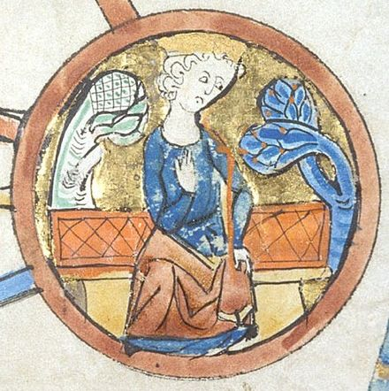 13th-century depiction of Henry Henry I of England.jpg