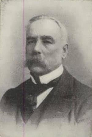 Henry Jamyn Brooks - Jamyn Brooks in The Tatler, 1902