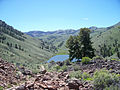 Herd Lake Jim McClure Jerry Peak Wilderness (23889455945).jpg