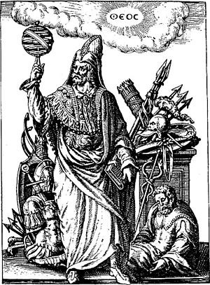 Western esotericism - A later illustration of Hermes Trismegistus