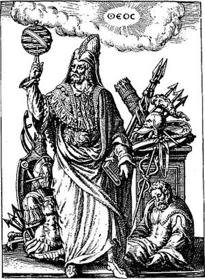 Picture of an author: Hermes Trismegistus