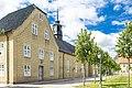 Herrnhut church in Christiansfeld in Denmark 06.jpg