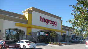 H. H. Gregg - An H. H. Gregg retail store in Florida