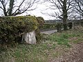 Hidden trig post - geograph.org.uk - 748088.jpg