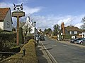 High Street, Much Hadham, Hertfordshire, looking south - geograph.org.uk - 315793.jpg