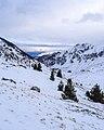 Hiking Jablanica Mountain, January 2020 05.jpg