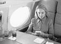 Hillary Rodham Clinton on plane using Game Boy (08).jpg