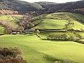 Hillside above Afon Dugeod - geograph.org.uk - 600985.jpg