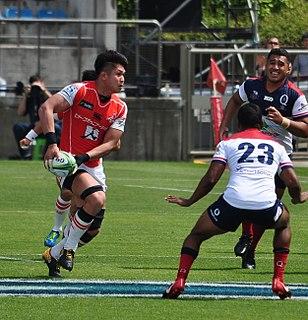 Kazuki Himeno Japanese rugby union player