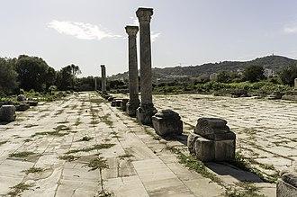 Siege of Hippo Regius - Ruins of Hippo Regius