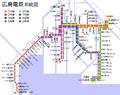 Hiroshima Electric Railway map.png